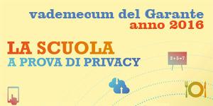 vademecum Garante Privacy